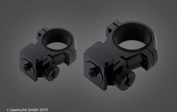 Laserluchs Bracket 02 Halterung LA mit Kugelkopf (25,4 mm)